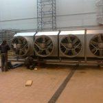 Промышленная холодильная установка изготовление