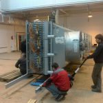 Изготовление холодильной установки