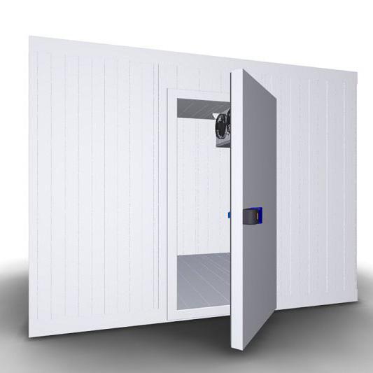 Холодильная камера КС8-19,62 - открытая дверь