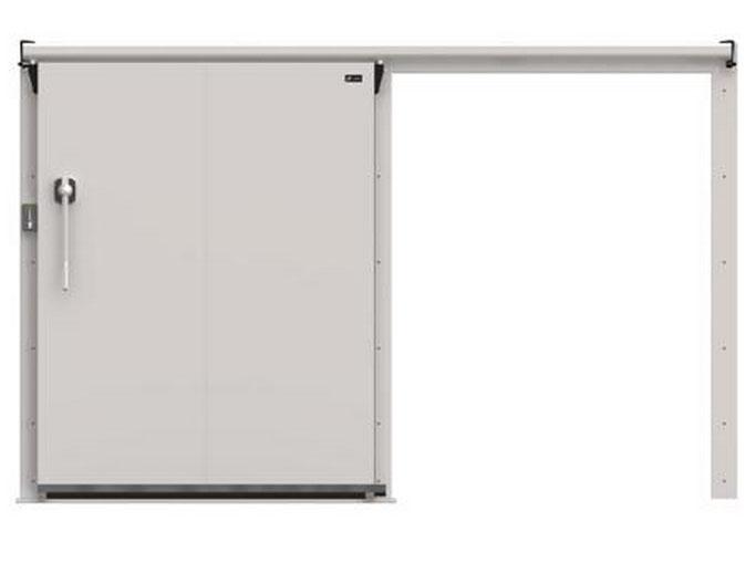 Откатные двери ОД 2200*2400*100