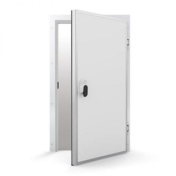 Распашная одностворчатая дверь РДО 1400*2100*80